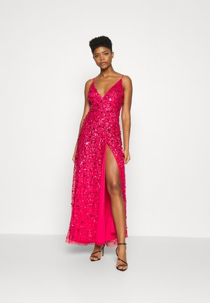 LEAH  - Occasion wear - fuschia