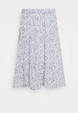 BSYLIA - A-line skirt - snow white