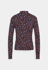 Wrangler - LONGSLEEVE HIGH NECK - Long sleeved top - multi-coloured - 1