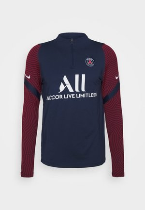 PARIS ST GERMAIN DRY DRILL - Club wear - midnight navy/white
