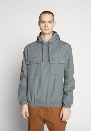 HOODED ZODIAC - Summer jacket - light blue