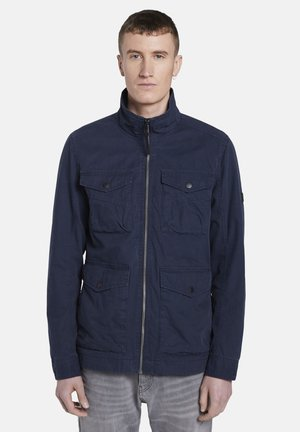 Summer jacket - sky captain blue