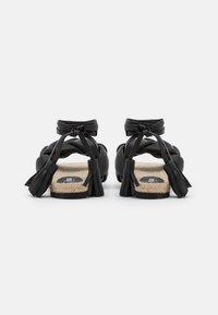 MSGM - Sandals - black - 3