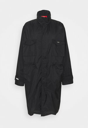 TRANSLUCENT - Parka - black
