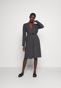 Anna Field - Dressing gown - dark grey - 1