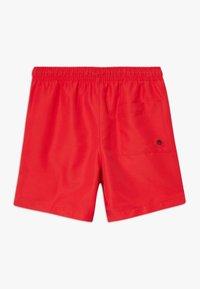 Calvin Klein Swimwear - MEDIUM DRAWSTRING INTENSE POWER - Badeshorts - red - 1