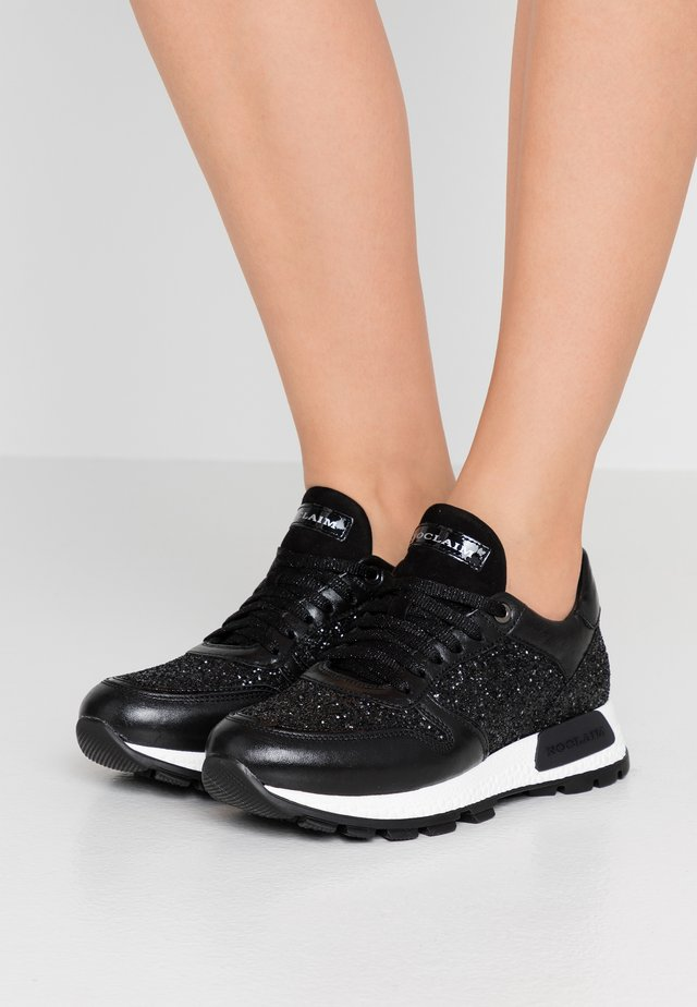 LUDO  - Sneakers basse - nero