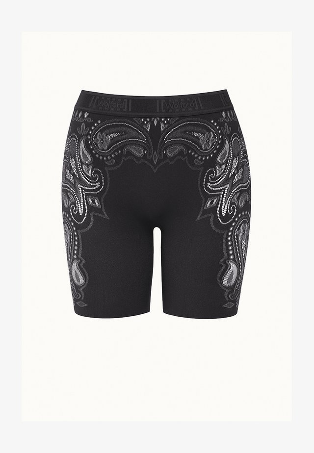 OM  - Shorts - black/ash