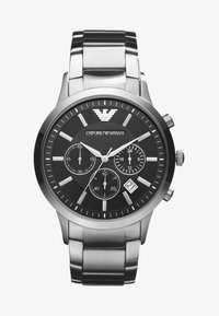 Emporio Armani - Chronograph watch - silver-coloured - 1