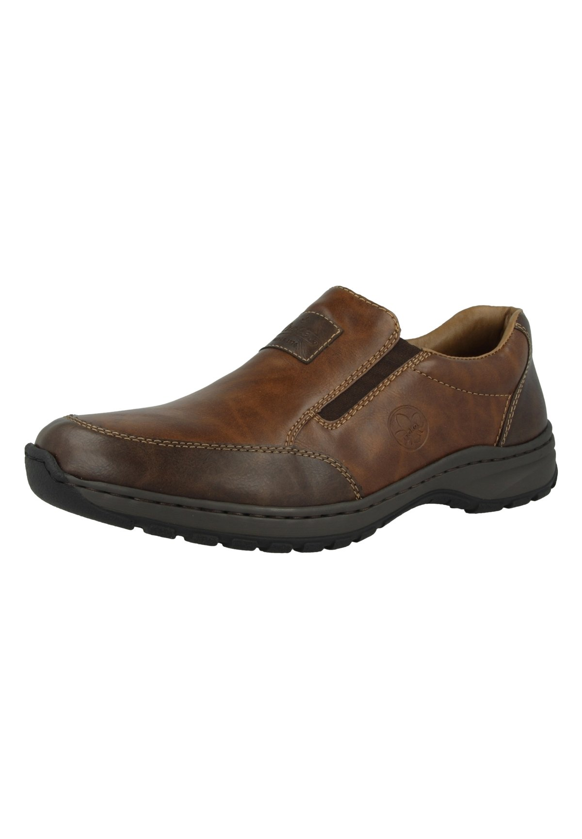 Rieker Slip-ins - brown/brun - Herrskor 4Qvke