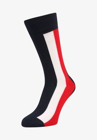 Tommy Hilfiger - ICONIC GLOBAL  - Calcetines - dark blue - 0