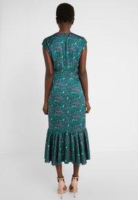 Three Floor - EXCLUSIVE DRESS - Sukienka koktajlowa - green - 2