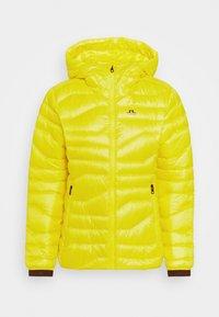 EMMA  - Down jacket - banging yellow