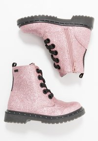 TOM TAILOR - Veterboots - rose - 0