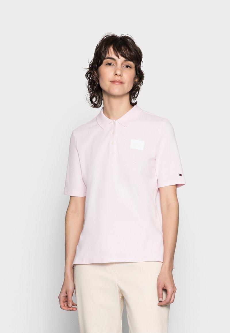 Tommy Hilfiger - POLOS - Polo shirt - light pink