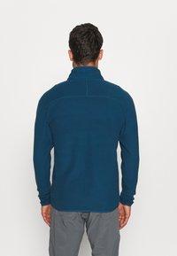 The North Face - GLACIER 1/4 ZIP  - Fleece jumper - monterey blue - 2