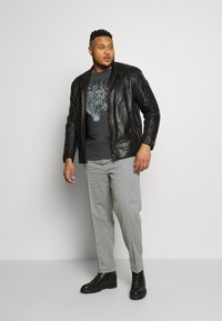 River Island - Trousers - grey - 1