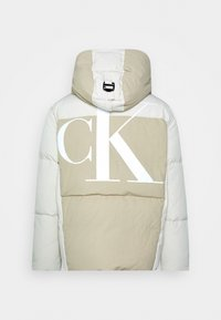 Calvin Klein Jeans - ECO FASHION PUFFER - Giacca invernale - irish cream - 1