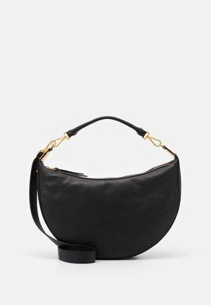 ANAIS SOFT HOBO - Handbag - noir