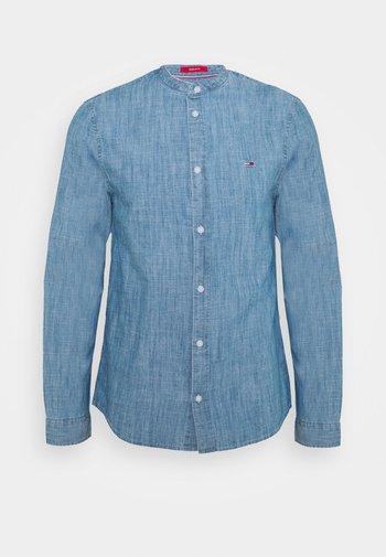 MAO SHIRT - Košile - mid indigo