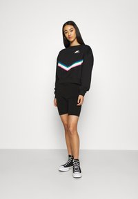Nike Sportswear - Sweater - black/sail/white - 1