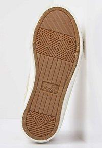 British Knights - KAYA MID - Sneakers hoog - beige / white - 4