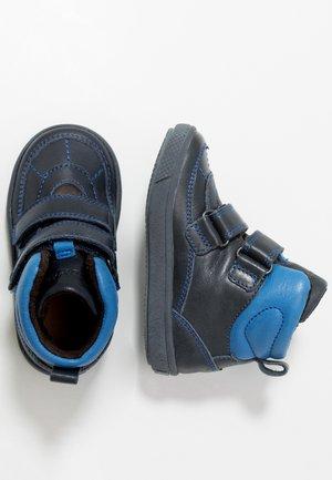 TRENTO TEX MEDIUM FIT - High-top trainers - dark blue