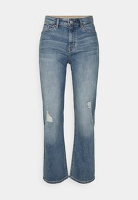 s.Oliver - Straight leg jeans - blue stretched - 0