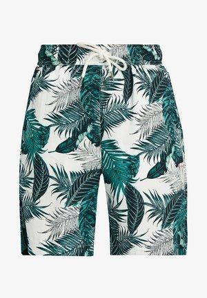 PATTERN RESORT - Shorts - palm leaves