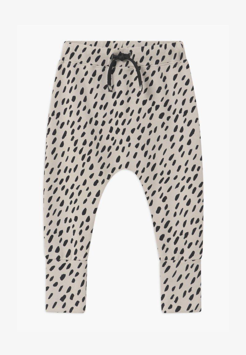 Papu - BAGGY UNISEX - Kalhoty - canvas grey/black
