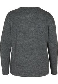 Zizzi - Jumper - dark grey - 5