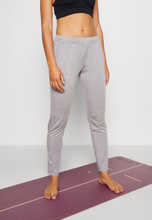 SATIA - Teplákové kalhoty - marl