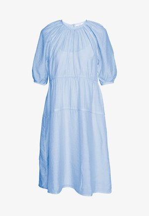 BUSTER - Korte jurk - light blue