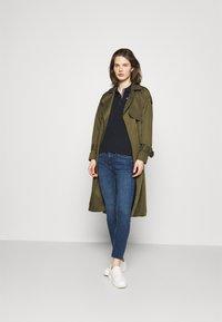 Opus - ELMA  - Jeans slim fit - strong blue - 1