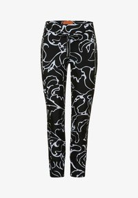 Street One - Tracksuit bottoms - schwarz - 0