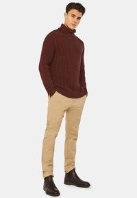 WE Fashion - EFFEN - Chino - beige - 3