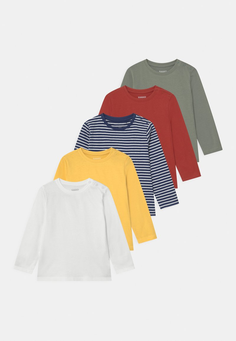 Staccato - 5 PACK UNISEX - Longsleeve - multi-coloured