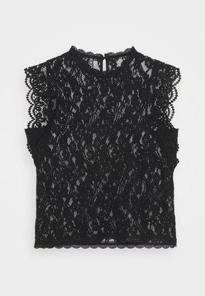 PCTALLIE - Top - black