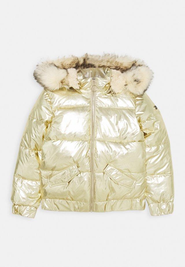MISTO - Veste d'hiver - gold
