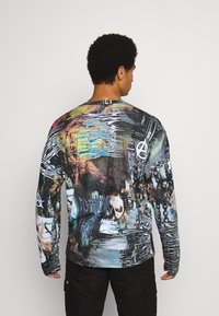 Jaded London - ELECTRIC COLLAGE - Long sleeved top - multi-coloured - 2