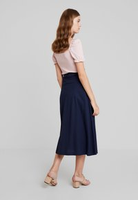 mint&berry - A-snit nederdel/ A-formede nederdele - navy - 2