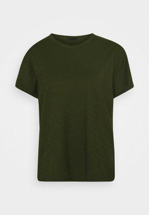 LARIMA - Basic T-shirt - olive