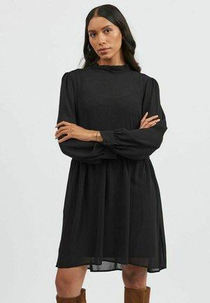 LANGÄRMELIGES - Vestido informal - black