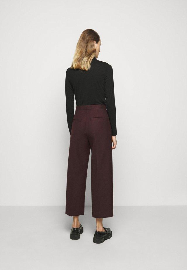 ATLANT - Pantalon classique - rosala