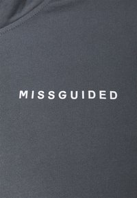 Missguided Plus - KANGROO - Sweatshirt - charcoal - 6
