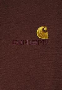 Carhartt WIP - HOODED AMERICAN SCRIPT - Hoodie - offroad - 2