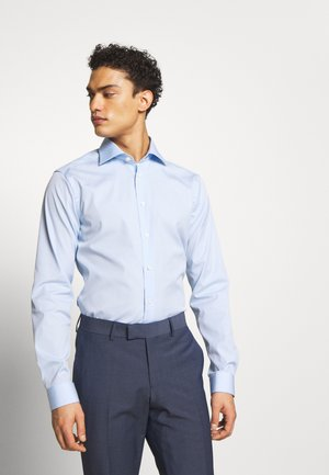 SUPER SLIM FIT - Formal shirt - light blue