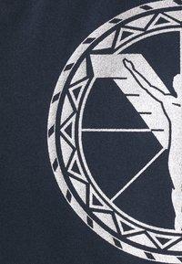 Carlo Colucci - DONNAY X CARLO COLUCCI - Mikina na zip - dark blue/silver - 2