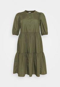 MALULU DRESS - Day dress - grape leaf