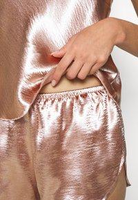 LingaDore - TOP SHORT - Pyjama - rose - 3